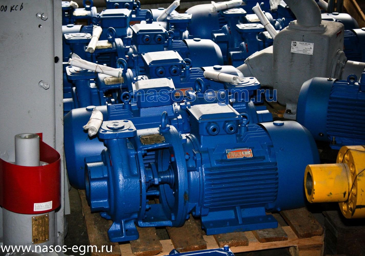 1КМ 65-50-160-с