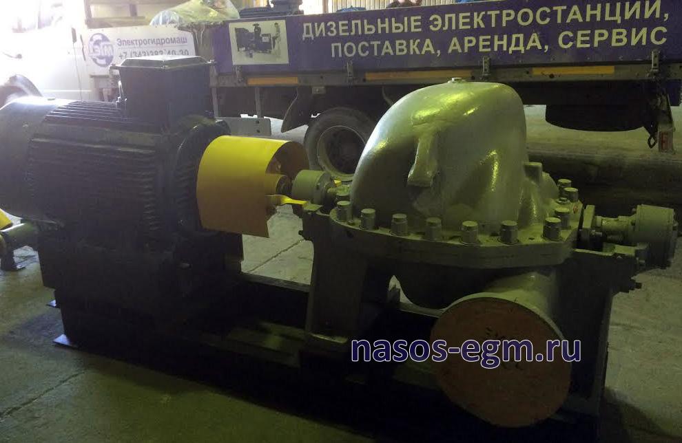 Насос ЦН 400-105