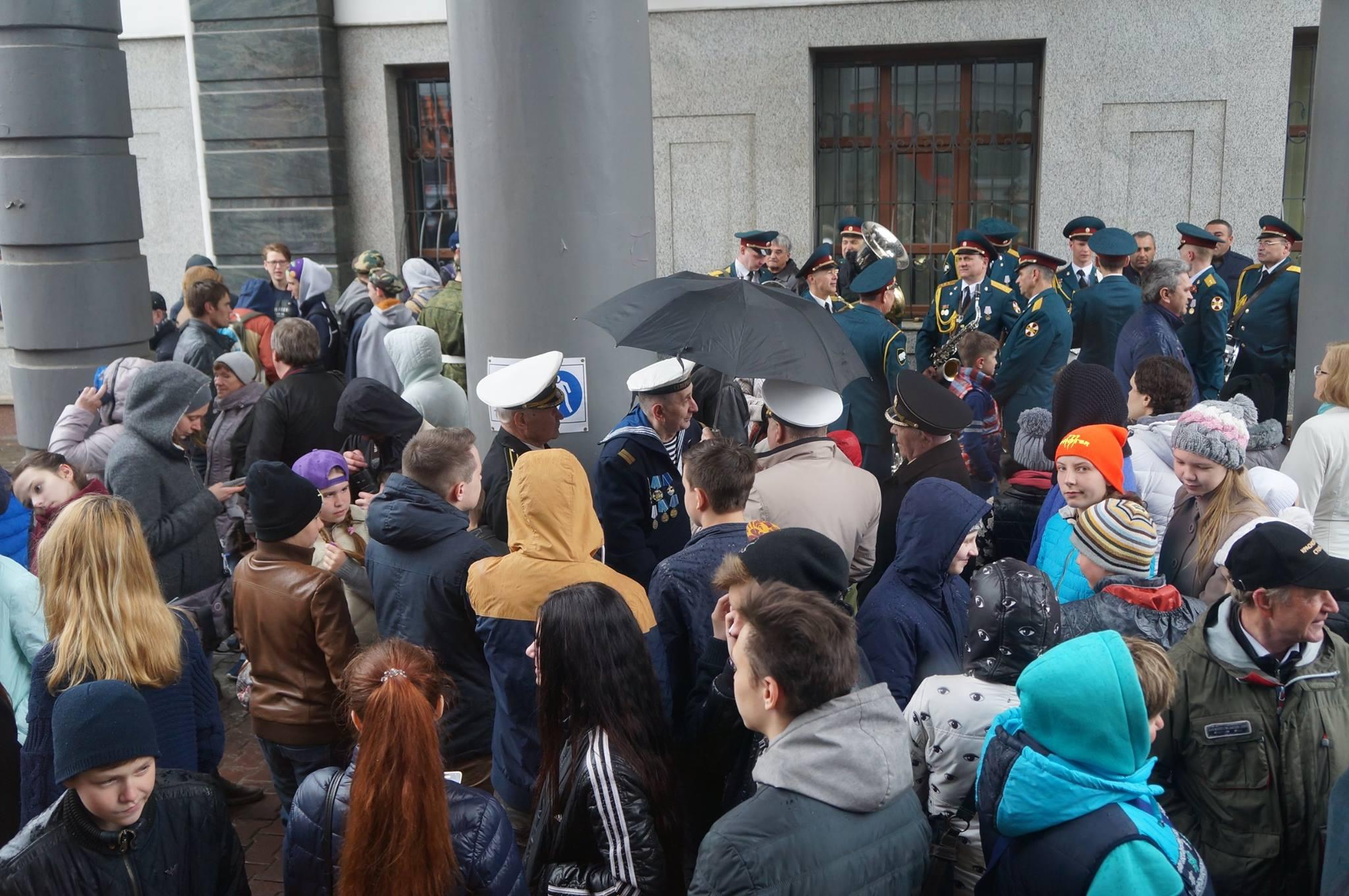 Армия Победы Красноярск