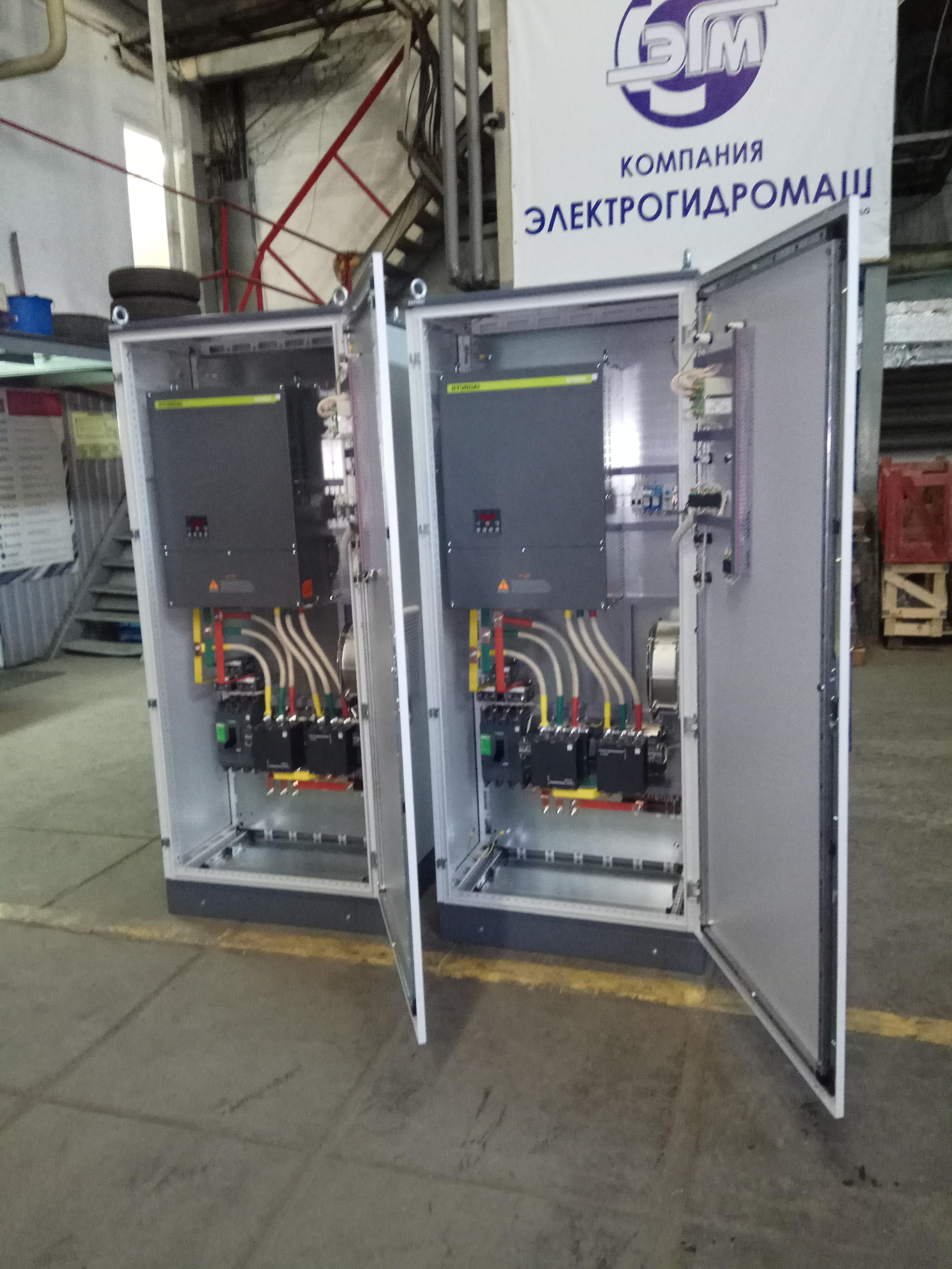 шкафы управления оборудованием россия
