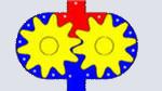 Шестеренки насосов Ш, НМШ (пример)